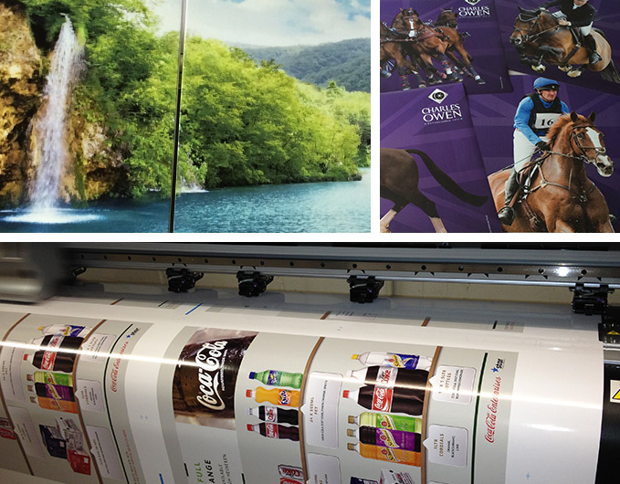 Graphics and Images, Canvas and Posters Wide format Print Kingfisher Press Suffolk