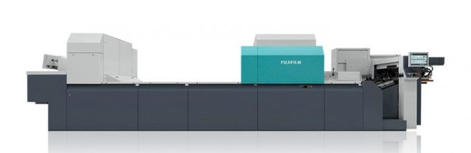 Our Jetpress 720S digital print press has arrived!