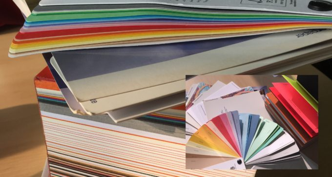 Paper Samples – what do you need?
