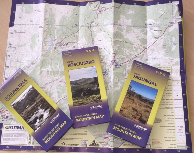 Polyart Maps for Outdoor Adventures with SUTMAP