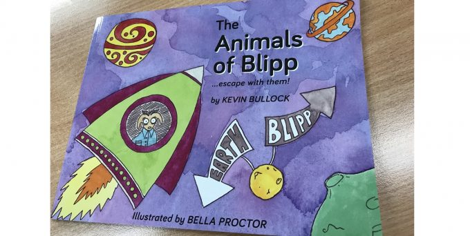 Jetpress 720s and The Animals of Blipp