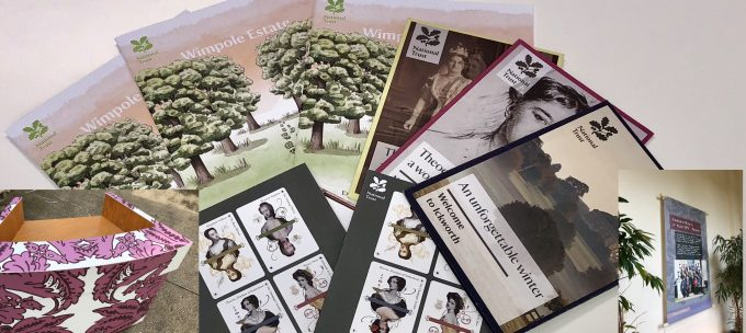 Print for National Trust locations