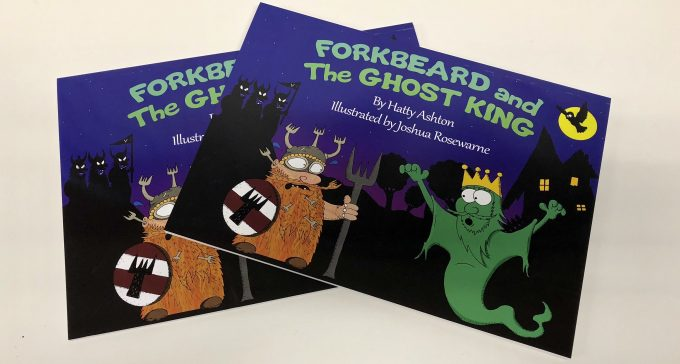 Books Galore – Forkbeard and the Ghost King