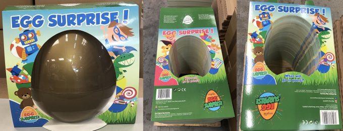 Eggciting printing at Kingfisher !!