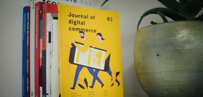 Jetpress 720s & The Journal of Digital Commerce