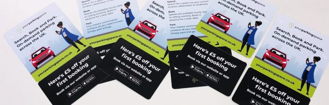 Perforated Promotional Cards for Multi-channel marketing
