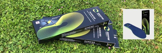 Printed Carton for British Made Specialist Insoles