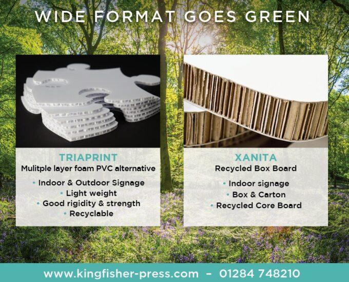 Environmentally Conscious Print