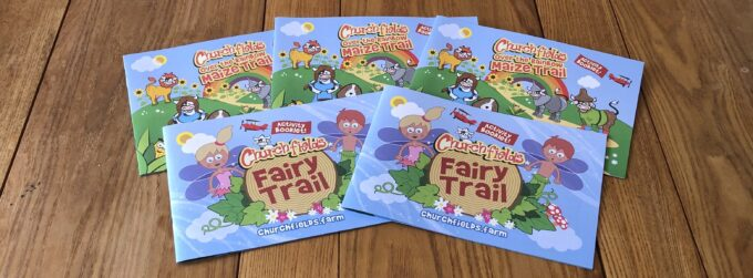 Outdoor Activity Booklets – Engaging Print