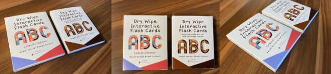 Flash Card Boxes and Cartons