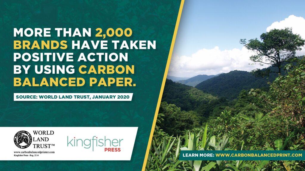 carbon balanced paper